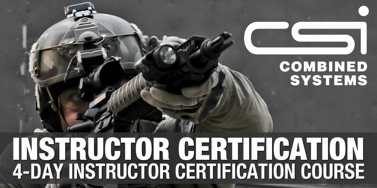 CTS Instructor Course