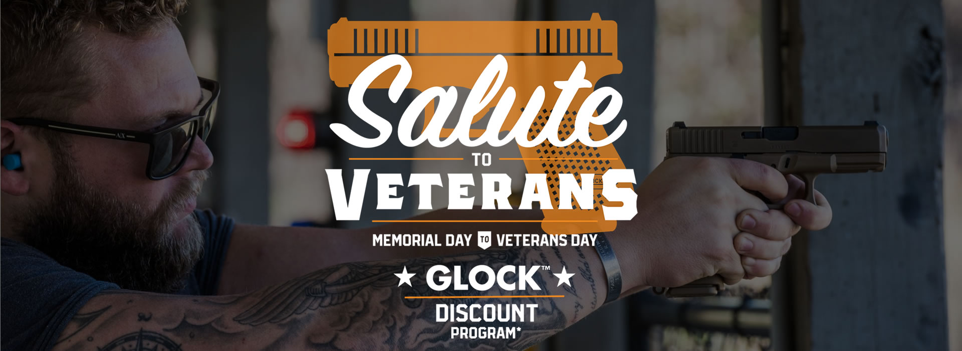 Glock Salute to Veterans Program