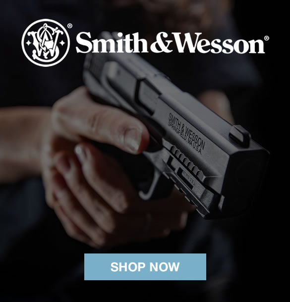 Smith & Wesson Law Enforcement Firearms