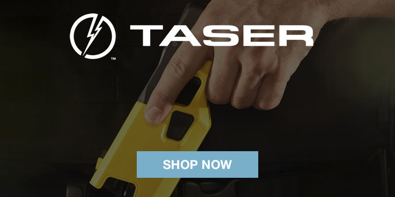 Taser Less Lethal Products