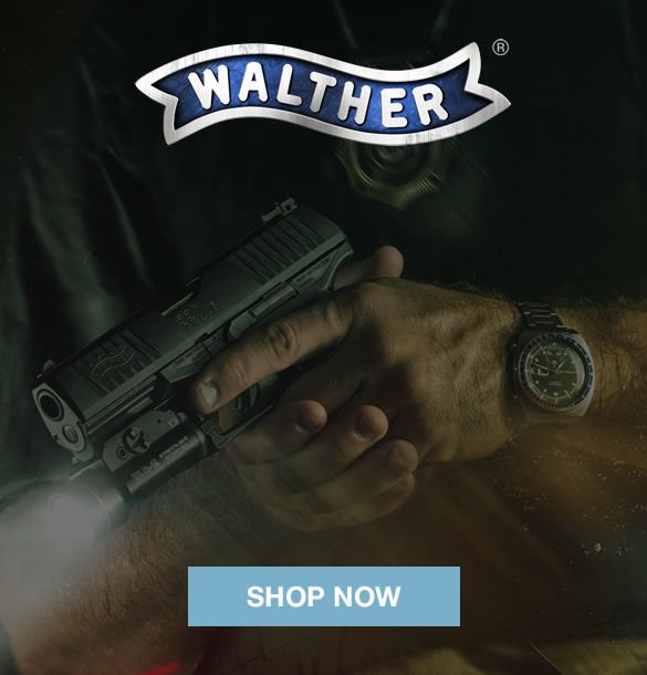 Walther Law Enforcement Firearms